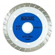 Disco Diamantado Combat - Turbo - Med. 110 x 20 - Ref. 34,0013 - ROCAST