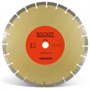 Disco Diamantado Grandes Diâmetros - Concreto - Med. 350x25,4 - Ref. 34,0006 - ROCAST