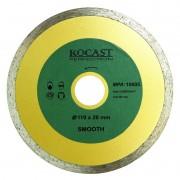 Disco Diamantado - Liso - Med. 110 x 20 - Ref. 34,0003 - ROCAST