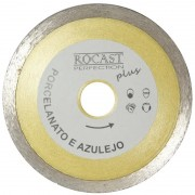 Disco Diamantado Porcelanato Plus - Liso - Med. 110 x 20 - Ref. 34,0008 - ROCAST