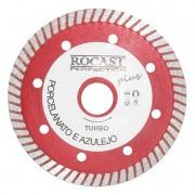 Disco Diamantado Porcelanato Plus - Turbo - Med. 110 x 20 - Ref. 34,0015 - ROCAST