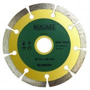 Disco Diamantado - Segmentado - Med. 110 x 20 - Ref. 34,0002 - ROCAST