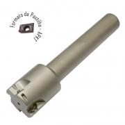 Fresa Topo Intercambiável NCOS - Diam. 35mm - Past. APKT 10