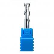 Fresa Topo Reto Para Alumínio Metal Duro 10,0mm - 2 Cortes