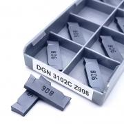 Inserto Pastilha Bedame 3mm - DGN 3102-C Z908 - CX 10 Peças