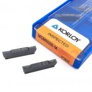 Inserto Pastilha Bedame 3mm - MGMN300 M PC9030 - KORLOY