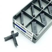 Inserto Pastilha Bedame DGN 3mm - DGN3003J IC908 -CX 10 PÇS