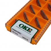Inserto Pastilha DGN 3102C - OP1215 - CX 10 Peças - OKE