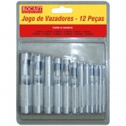 Jogo de Vazadores - Med. 3,0 a 19,0mm - Ref. 59,0016 - ROCAST