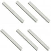Kit Bits Quadrado 1/4 - 3/16 - 3/8 Comp. 4 Pol - 15 Peças
