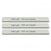 Kit Bits Quadrado 1/4 X 6 - Com 50% De Cobalto - 3 Peças
