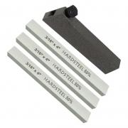 Kit Bits Quadrado 3/16 X 4 - 50% Cobalto + Porta Bits 3/16