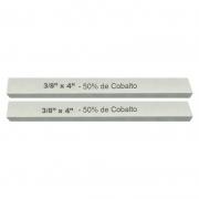 Kit Bits Quadrado 3/8 X 4 - Com 50% De Cobalto - 2 Peças