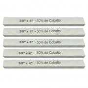 Kit Bits Quadrado 3/8 X 4 - Com 50% De Cobalto - 5 Peças