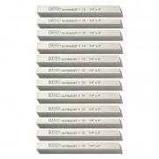 Kit com 12 Bits Quadrado 1/2 X 4 - 12% De Cobalto - TOOL MASTER