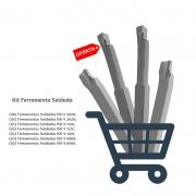 Kit Ferramenta Soldada ISO6 e ISO 9 - 31 Peças