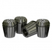 Kit Jogo de Pinças ER32 - Cap. 3,5 a 5,5mm - 4 Peças