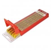 """Kit Serra Manual Aço flexível - 12""""x24 dentes - 100 unidades - Ref. 58,0002 - ROCAST"""