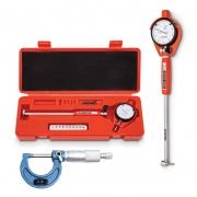 Kit Súbito Med. 18 a 35mm + Micrômetro Externo Med. 0-25mm