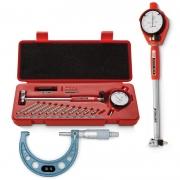 Kit Súbito Med. 50 a 160mm + Micrômetro Externo Med. 50-75mm