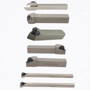 Kit Suporte Para Torneamento Externo e Interno (TNMG 16) e Rosqueamento Externo R166 - 16