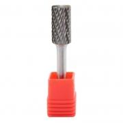 Lima Rotativa Cilíndrica - Med. 12 mm x 6,3 mm - Metal Duro