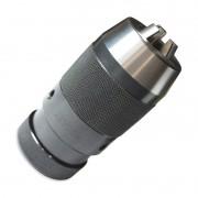 Mandril De Aperto Rápido Pesado-Cap. 10 mm - Fixação B12