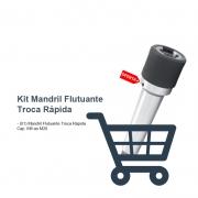 Mandril Flutuante Troca Rápida Med. M8 a M20 - DIN228B