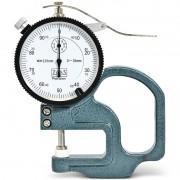 Medidor De Espessura Com Relógio - 0 a 10mm - 46,0001 - ZAAS