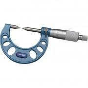Micrômetro Externo Com Pontas Cônicas - 0-25mm - DASQUA