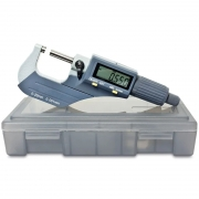 Micrômetro Externo Digital - Cap. 0-25mm X 0,001