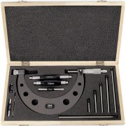 Micrômetro Intercambiável - Cap. 0-150mm - 6 Batentes - 02,0014 - ZAAS