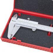 Paquímetro Com Guias Revestidas de Titânio - Cap. 200mm/8''