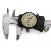 Paquímetro Com Relógio - Cap. 200mm - Graduação 0,01mm - DIGIMESS