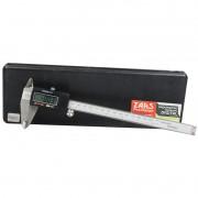 "Paquímetro Digital - 200mm/8"" - Resolução 0,01mm - Ref. 01,0013 - ZAAS"