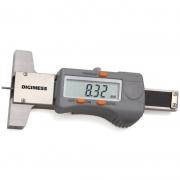 """Paquímetro Digital De Profundidade (Sulco De Pneu) - 30mm/1.2""""- Graduação 0,01mm/.0005"""""""