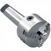 Placa p/ Torno com Haste CM3 - 3 Castanhas Universal 80mm