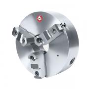 Placa P/ Torno Universal 255mm/10 - 3 Castanhas Reversíveis