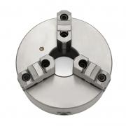 Placa Para Torno Universal 125mm/5 - 3 Castanhas Reversíveis