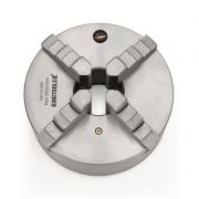 """Placa Para Torno Universal Diâmetro 315mm/12"""" Com 4 Castanhas Monobloco - Ref. 820.076 - KINGTOOLS"""