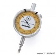 Relógio Comparador 0-10 mm (0,01mm) - 121.304-BASIC