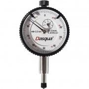 Relógio Comparador - 0 a 10mm - 0,01mm - 420,0002 - DASQUA