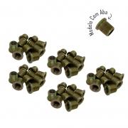 Rosca Postiça Bucha Roscada - M14x1,25 - M18x1,5 - 50 Pçs