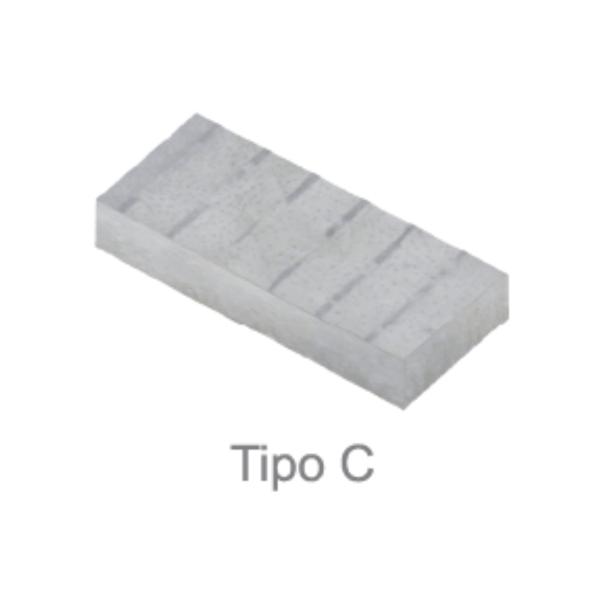 Pastilha de Solda - Metal duro (MD) - Tipo C5 - Classe K10 - DIN 4950 - JG TOOLS