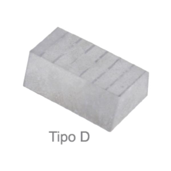 Pastilha de Solda - Metal duro (MD) - Tipo D3 - Classe K10 - DIN 4950 - JG TOOLS
