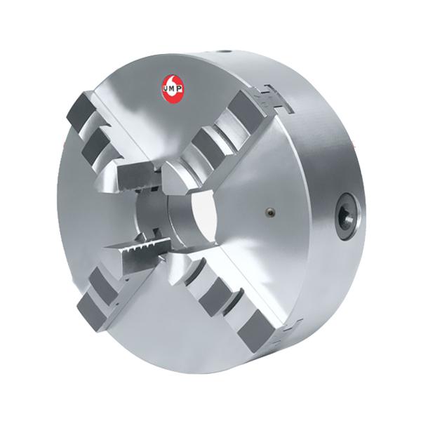"""Placa Para Torno Universal Diâmetro 160mm/6"""" Com 4 Castanhas Monobloco - UMP160-4E - UMP/UNION"""