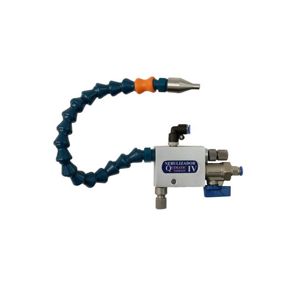 Nebulizador IV Tapmatic - Dispositivo para Nebulização de Fluido para Usinagem - QUIMATIC/TAPMATIC