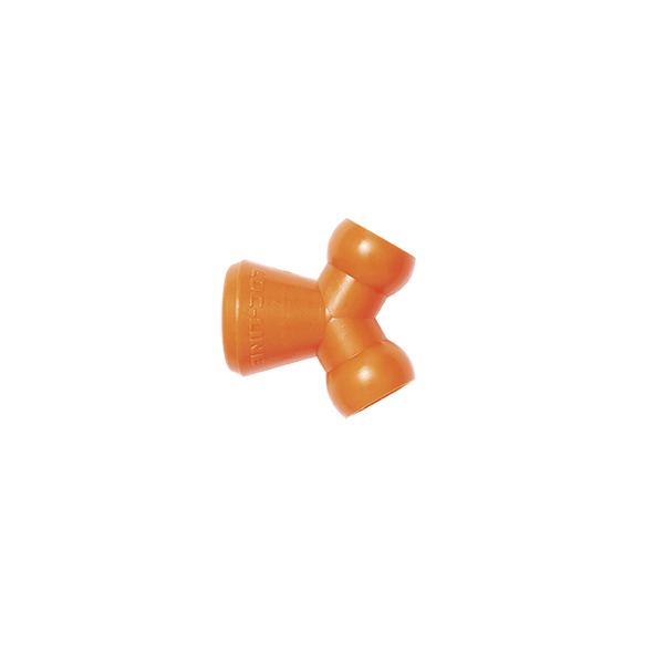 "5-A Super Conexão ""Y"" - Diâmetro Interno Ø 1/4"" - 6,35mm - QUIMATIC/TAPMATIC"
