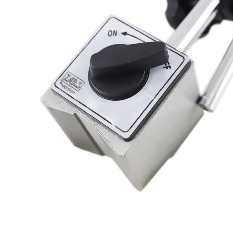 Base Magnética Com Ajuste Fino - Ref. 04,0001 - ZAAS