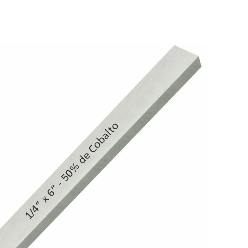Bits Quadrado 1/4 X 6 - Com 50% De Cobalto